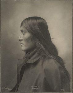 Les portraits d'Indiens de Frank A. Rinehart 1898