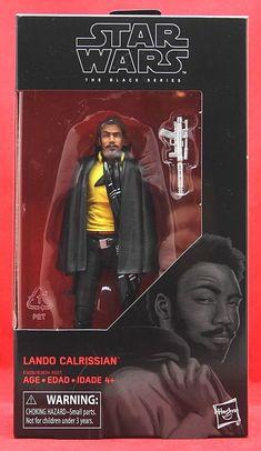 Star Wars The Black Series Han Solo 6-inch Figure #62 NEW//C