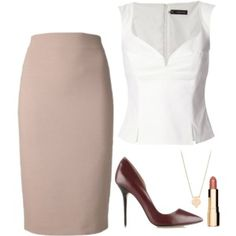 Rachel Zane Inspired Outfit