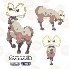 STANRACLE Stantler Evolution Normal/Ghost type Guide Caribou Pokémon Check the page in the profile to more information about Avanna Region. #pokemon #fakemon #grasstype #digitalart#pokefans #creation #drawing #deviantart#pokelab #pokestudio #pokeoftheday#pokemonavanna #avannaregion#animationart #fanart #fanmaker #pikachu#pokefan #pokemongrass #starterpokemon#pokemonsunandmoon#pokemonevolution #normaltype #normalpokemon #Ghostpokemon#ghosttype