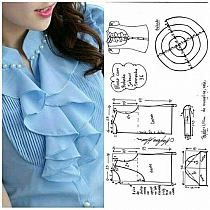 Amazing Sewing Patterns Clone Your Clothes Ideas. Enchanting Sewing Patterns Clone Your Clothes Ideas. Dress Sewing Patterns, Blouse Patterns, Clothing Patterns, Blouse Designs, Sewing Clothes Women, Diy Clothes, Fashion Sewing, Diy Fashion, Fashion Deals