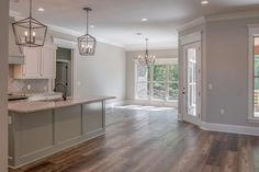This country design floor plan is 2281 sq ft and has 4 bedrooms and has 2 bathrooms. Farmhouse Homes, Farmhouse Plans, Country Farmhouse, Modern Farmhouse, Country Living, Home Plan Drawing, Board And Batten Exterior, Built In Lockers, Open Concept Floor Plans