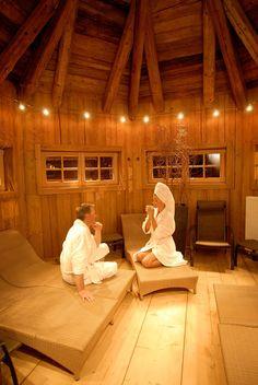 Wellnesshotel Alpine Palace Ruheraum Saunas, Luxury Hotels, Hotel Spa, To Go, Loft, Bed, Fitness, Design, Furniture