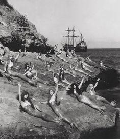 Retro Rover: Vintage Mermaids!!!!