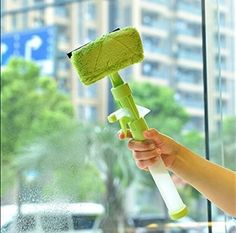 An all-in-one sprayer and cleaner so you don't have to juggle tools.