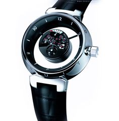 Louis Vuitton Tambour Mysterieuse Calibre LV115 Watch