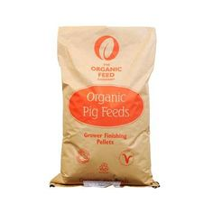Allen Page Organic Feed Company Pig Grower Finisher Pellets The Organic Feed Company Pig Grower Finisher Pellets are a highly nutritious concentrated feed suited towards young pigs. Pig Feed, Calcium Phosphate, Crude Oil, Vitamins, Pigs, Organic, Farm Animals, Food, Essen