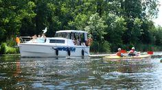 De Grote Lus van Wielkopolska is een vaarroute van honderden kilometer lang, die rivieren en kanalen van de regio met elkaar verbindt en voorziet in accomodatie en aanlegsteigers.