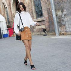 #Talisasutton #fashion #style  stylesnooperdan:  @talisa_sutton at #MBFWA