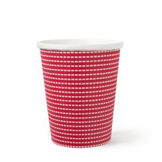 Greenmunch - Compostable Party Cup - 10oz - Red Mesh, $6.50 (http://www.greenmunch.ca/paper-dinnerware/paper-cups/compostable-party-cup-10oz-red-mesh/)