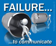 Failure to Communicate a Fatal Mistake in Network Marketing #blogs #networkmarketing #network_marketing #enlightenednetworker