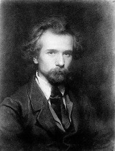 Портрет художника Павла Петровича Чистякова. 1860, автор Крамской Иван Николаевич