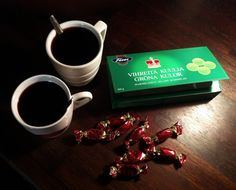 Finnish Christmas candy - so traditional!