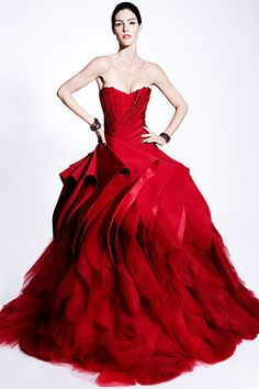 Okay I guess I can't hate on Zac Posen on Project Runway too much if he does this awesomeness on the side :)