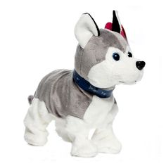 Sound Control Electronic Dogs Interactive Electronic Pets Robot Dog Bark Stand Walk Electronic Toys Dog For Kids Toys brinquedos Husky Poodle, Husky Pet, Dog Toys, Baby Toys, Kids Toys, Pet Dogs, Dogs And Puppies, Dog Cat, Dog Sounds