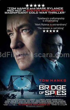 Bridge of Spies Movie Poster 11x17 – BananaRoad #movie #movies #newreleases #cinema #media #films #filmreviews #moviereviews #television #boxsets #dvds #tv #tvshows #tvseries #newseasons #season1 #season2 #season3 #season4 #season5