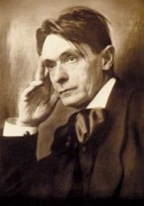 Rudolf Steiner- my current boyfriend.