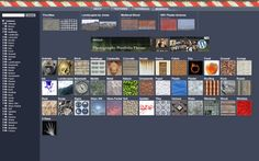 Free CG textures websites. All the best free textures websites in an article.