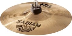 Sabian 10 Inch B8 Splash Cymbal