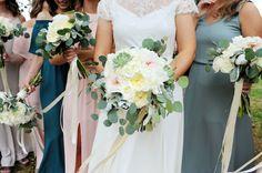 Real Ivory & White Bride: Caroline   Ivory & White Bridal Boutique