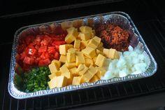 Smoker Grill Recipes, Grilling Recipes, Healthy Dinner Recipes, Appetizer Recipes, Appetizers, Pit Boss Pellet Grill, Bradley Smoker, Traeger Smoker, Queso Recipe
