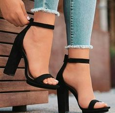 women shoes sneakers / women shoes ` women shoes sneakers ` women shoes flats ` women shoes casual ` women shoes high heels ` women shoes for work ` women shoes 2020 trends ` women shoes sandals Dream Shoes, Crazy Shoes, Me Too Shoes, Cute Heels, Cute Black Heels, Pretty Heels, Black High Heels, Shoes Heels Black, Black Prom Shoes