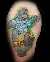 Baloo from the Jungle Book #Disneytattoos