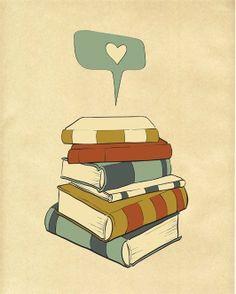 20 Art Prints to Encourage Reading