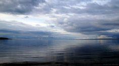 Clouds of May - Lake Pyhäjärvi, Yläne - Finland
