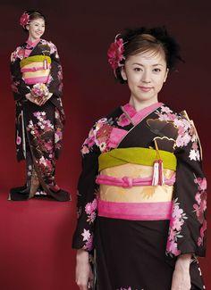 Contemporary kimono