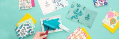 Kit casero para letterpress