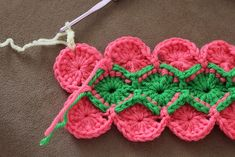 Bavarian Crochet by jasnicmommy, via Flickr