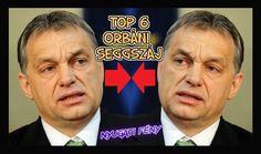A legelvakultabb rajongóit leszámítva mindenki előtt világos: Orbán Viktor egy valódi politikai kaméleon. Mást mond a páros heteken és mást a páratlanokon. Aki fázik, arra meleget lehel; akinek melege van, arra hideget fú. Csokorba szedtük a pávatáncos miniszterelnök legnagyobb önmeghazudtolásait.     1. Gigantikus... Paros, Bridge