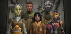 """'Star Wars Rebels' Finale """"Fire Across the Galaxy"""""""