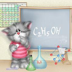 Котики Алексея Долотова (xenopus) :: Кошачий портал. Фото кошек, картинки с кошками
