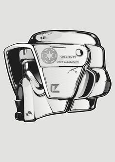 Star Wars: Scout trooper illustration by Shulyak Brothers via Behance - Star Wars Shoes - Ideas of Star Wars Shoes - Star Wars: Scout trooper illustration by Shulyak Brothers via Behance Star Wars Helmet, Star Wars Shoes, Images Star Wars, Star Wars Drawings, Imperial Army, Star Wars Tattoo, Star Wars Fan Art, Star Wars Gifts, Star Destroyer