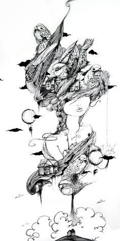 ink/paper