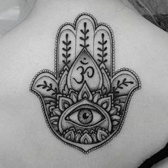 hamsa balancing tattoo - Google Search