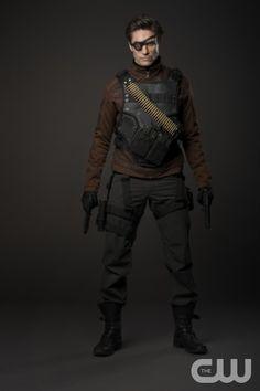 "Arrow -- ""Suicide Squad"" -- Pictured: Michael Rowe as Floyd Lawton (""Deadshot"")"