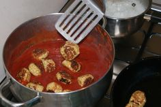 """Hare Krishna Kofta """"Koftas are succulent, Indian-style vegetable balls that can be served soaking in sauce or smothered in gravy. A number of vegetables are suitable for making kofta – potato, cabbage, cauliflower, spinach and radish being the most popular. Makes 24 koftas"""""""