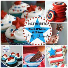 20 Patriotic Dessert Recipes