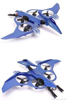 طائرة بدون طيار على شكل الطائر المنقرض بيتروسورس