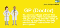 Choose well - your options A&E or 999, NHS Walk in Centre, GP Surgery, Pharmacy, NHS Direct, Self-care