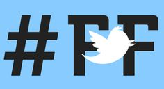 """I hope this hashtag #FF will increase my followers on Twitter"" = Follow Friday is a trend via the hashtag #FF every Friday on Twitter, Instagram,... Users select other usernames and repost them with #FF in their post, meaning they recommend following those users."