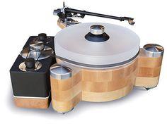 GrooveMaster Turntable