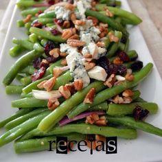 Salada dos feijões verdes - Tastemade Chile
