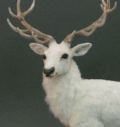 kerri pajutee: miniature polymer clay animal sculptures | Daily Art ...