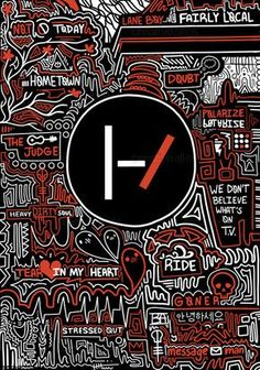 Check out this design by Bailey for the @twentyonepilots design contest on @CreativeAllies!