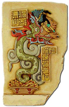Quetzalcoatl - This Aztec god