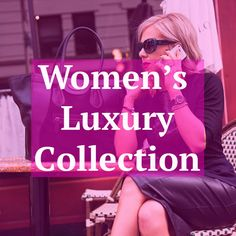 Check out Women's Luxury Collection at www.sixpackbags.com